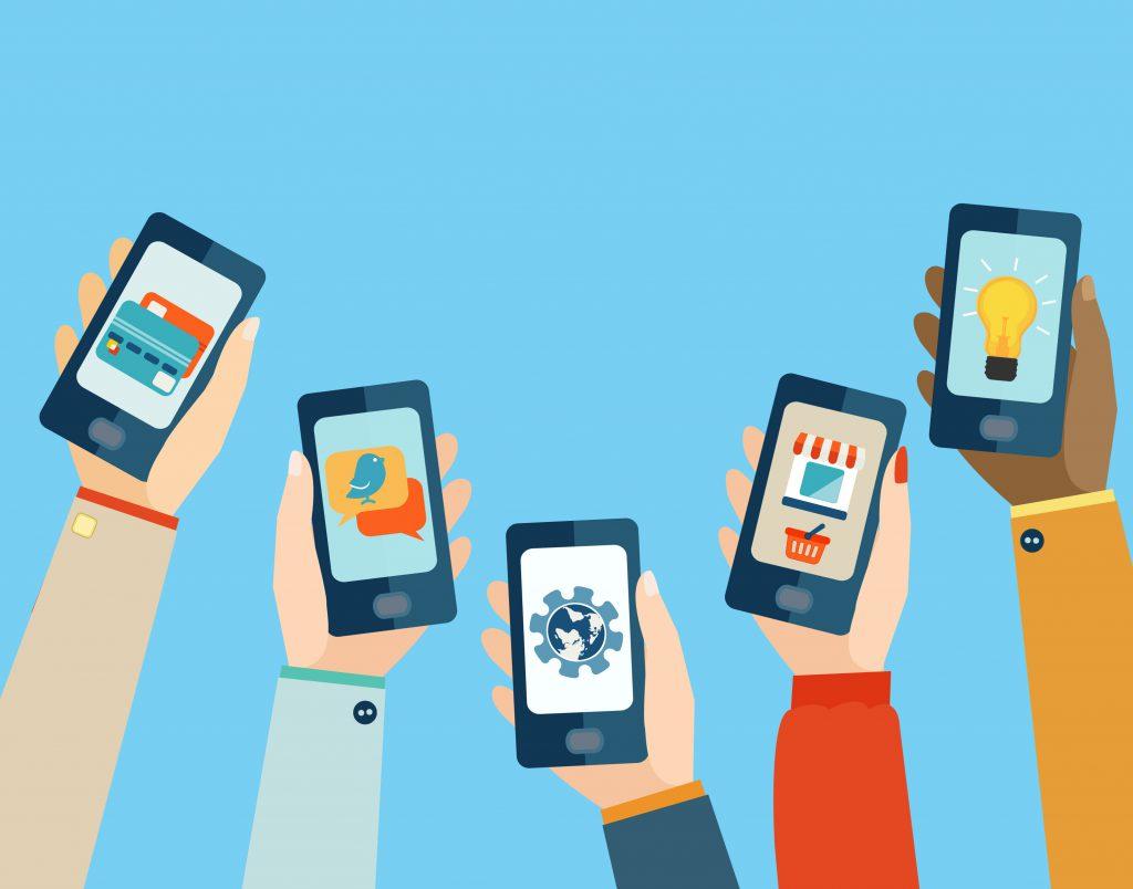 Dịch vụ thiết kế website phiên bản mobile – thiết kế web mobile