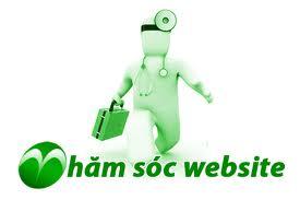 Dịch vụ chăm sóc website tại Hà Nội