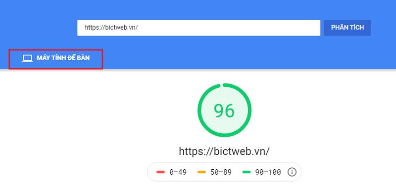Tối ưu Google Speed